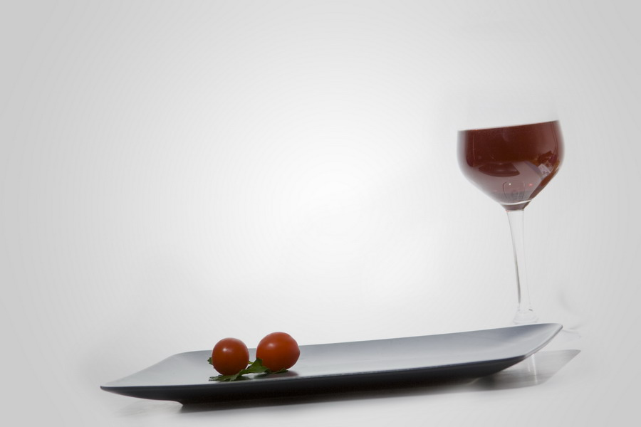 Food & Wine - High Key