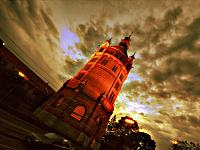 Watertower (Wasserturm) Favoriten HDR